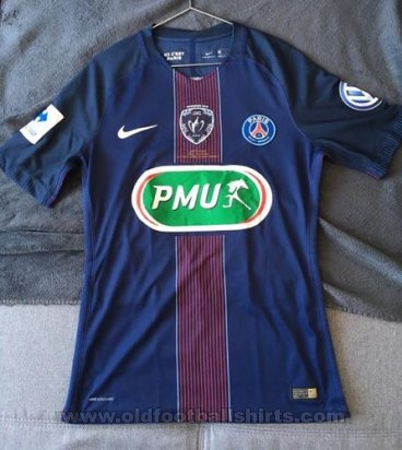 Paris Saint-Germain Cup Shirt football shirt 2015 - 2016