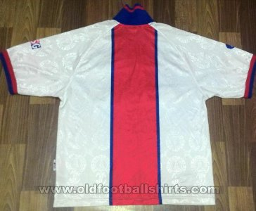 Paris Saint-Germain Away football shirt 1996 - 1997