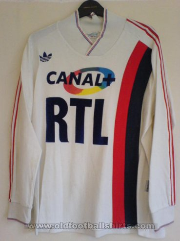 Paris Saint-Germain Home football shirt 1988 - 1992