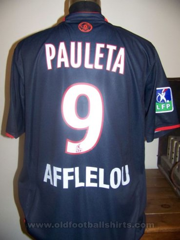Paris Saint-Germain Home futbol forması 2007 - 2008