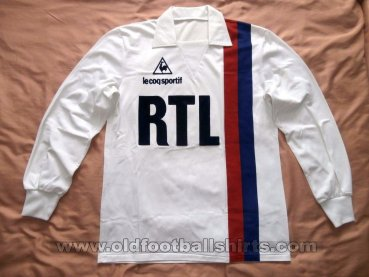 Paris Saint-Germain Home camisa de futebol 1982 - 1983