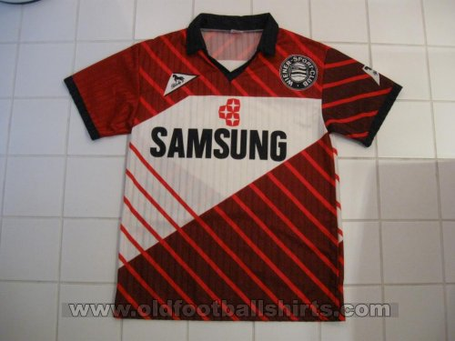 Wiener Sportklub Home football shirt 1994 - ?