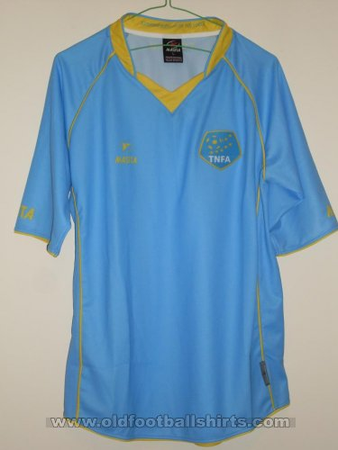 Tuvalu Home football shirt 2011 - ?