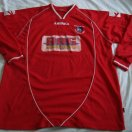 Bovey Tracey voetbalshirt  2009 - 2010