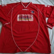 Home Maillot de foot 2009 - 2010