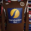 Mjondalen IF football shirt 2012