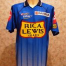 Troyes football shirt 1999 - 2000