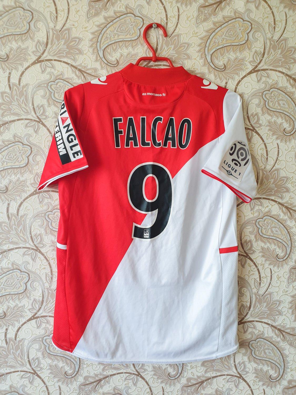 Monaco Home maglia di calcio 2013 - 2014.