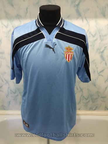Monaco Third football shirt 2001 - 2002