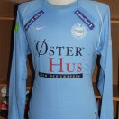 Sandnes Ulf football shirt 2007