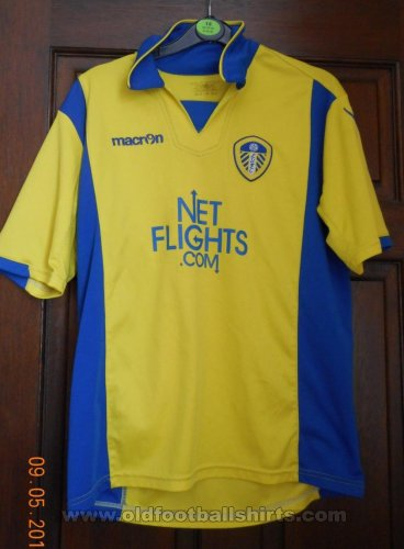 Leeds Away football shirt 2009 - 2010