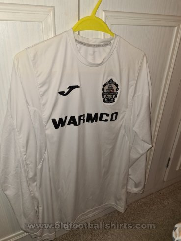 Mossley Home football shirt (unknown year)