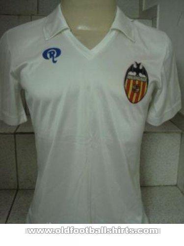 53c501cf9e Valencia Home maglia di calcio 1979 - 1980.