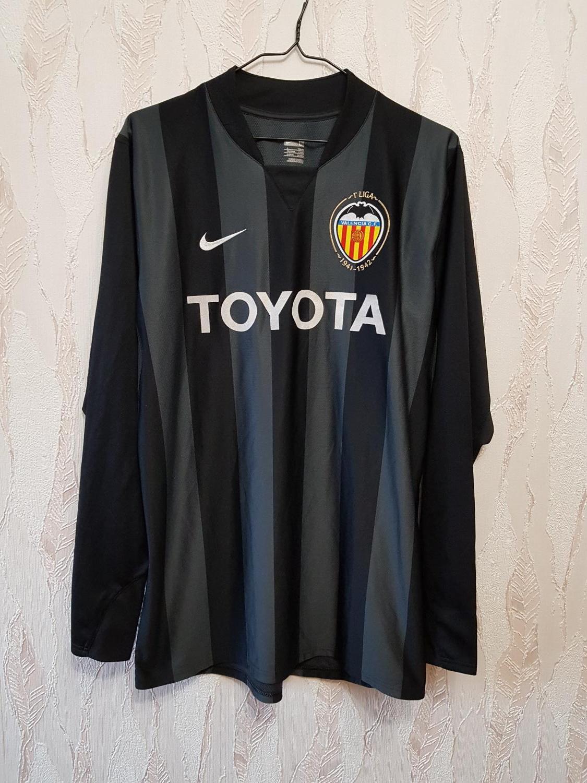 Seconda Maglia Valencia CF Gabriel Paulista