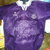 Thuis  voetbalshirt  2001 - ?