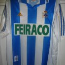 Deportivo La Coruna football shirt 1999 - 2000