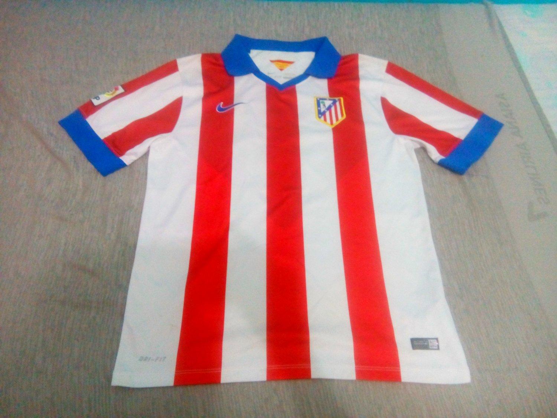 Atletico Madrid Home football shirt 2014 - 2015.