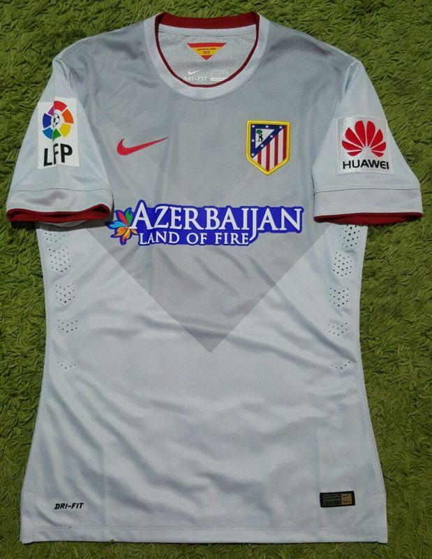 Atletico Madrid Away football shirt 2014 - 2015. Sponsored by ...