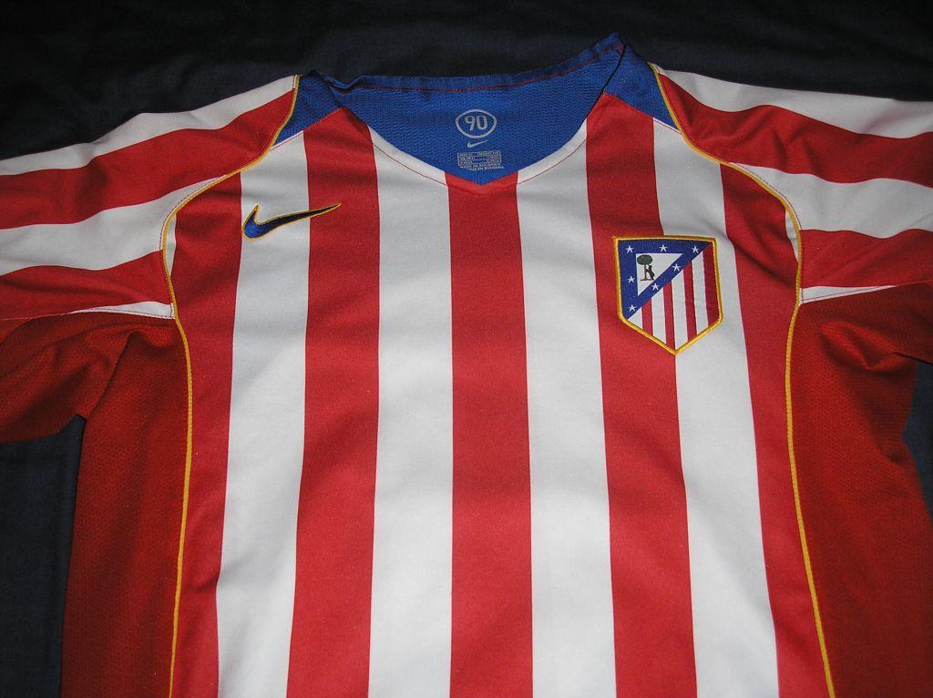 camisetas de futbol Atlético de Madrid futbol