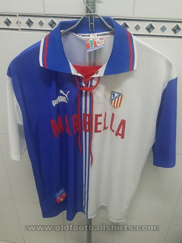 Atletico Madrid Third football shirt 1997 - 1998