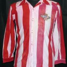 Atletico Madrid Local Camiseta de Fútbol 1939 - 1947