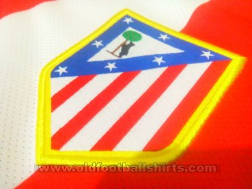 Atletico Madrid Home football shirt 2010 - 2011