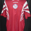Skonto FC football shirt 1996 - 1997