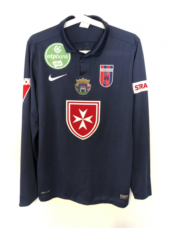MOL Fehérvár FC Visitante Camiseta de Fútbol 2012 - 2013.