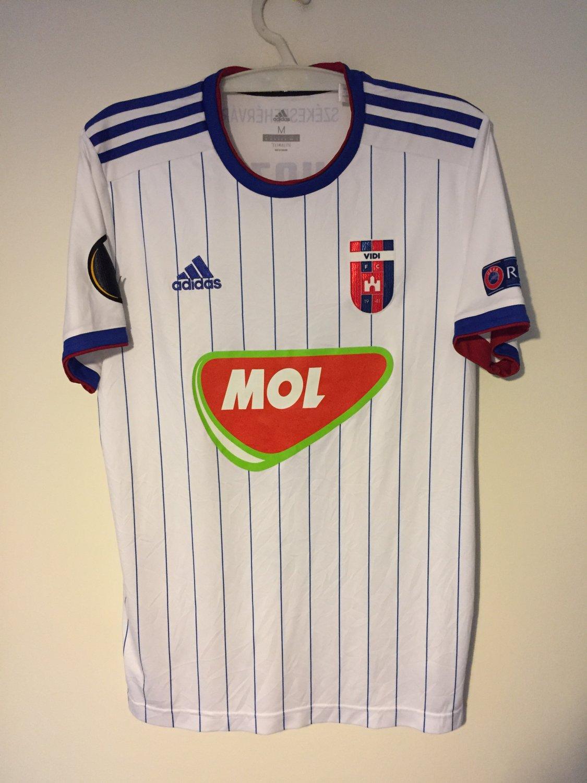 MOL Fehérvár FC Cup Shirt football shirt 2018 - 2019 ...
