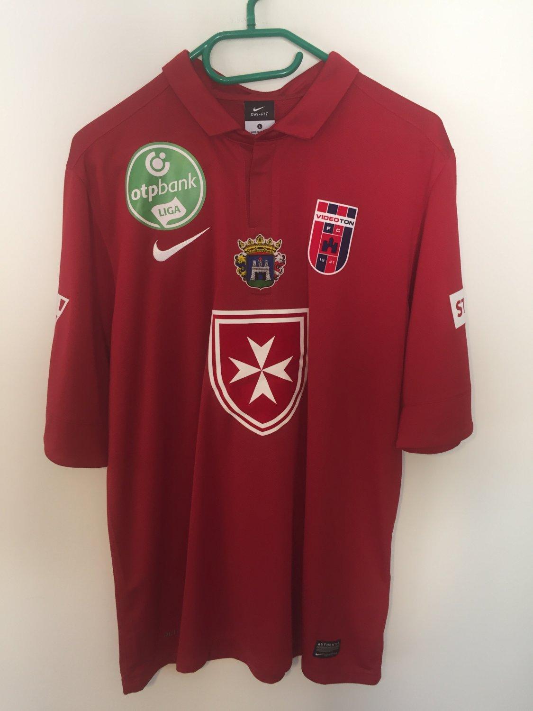 MOL Fehérvár FC Home football shirt 2012 - 2013.