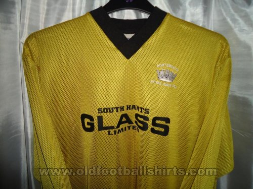 United Services Portsmouth Goalkeeper football shirt (unknown year)