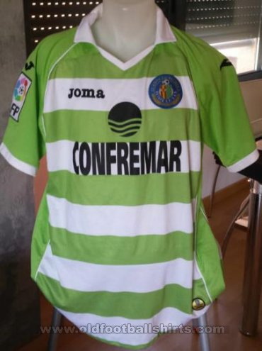 Getafe Away football shirt 2013 - 2014