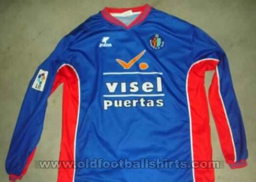 Getafe Home football shirt 1999 - 2000