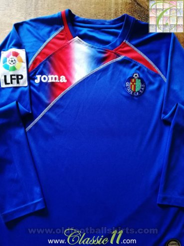 Getafe Home Maillot de foot 2009 - 2010