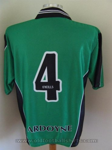 Ardoyne Youth Club Home Maillot de foot (unknown year)