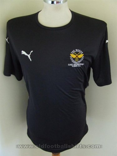 East Grinstead Town FC Away football shirt (unknown year)