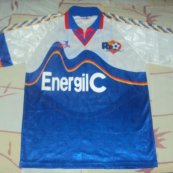 Third football shirt 2001