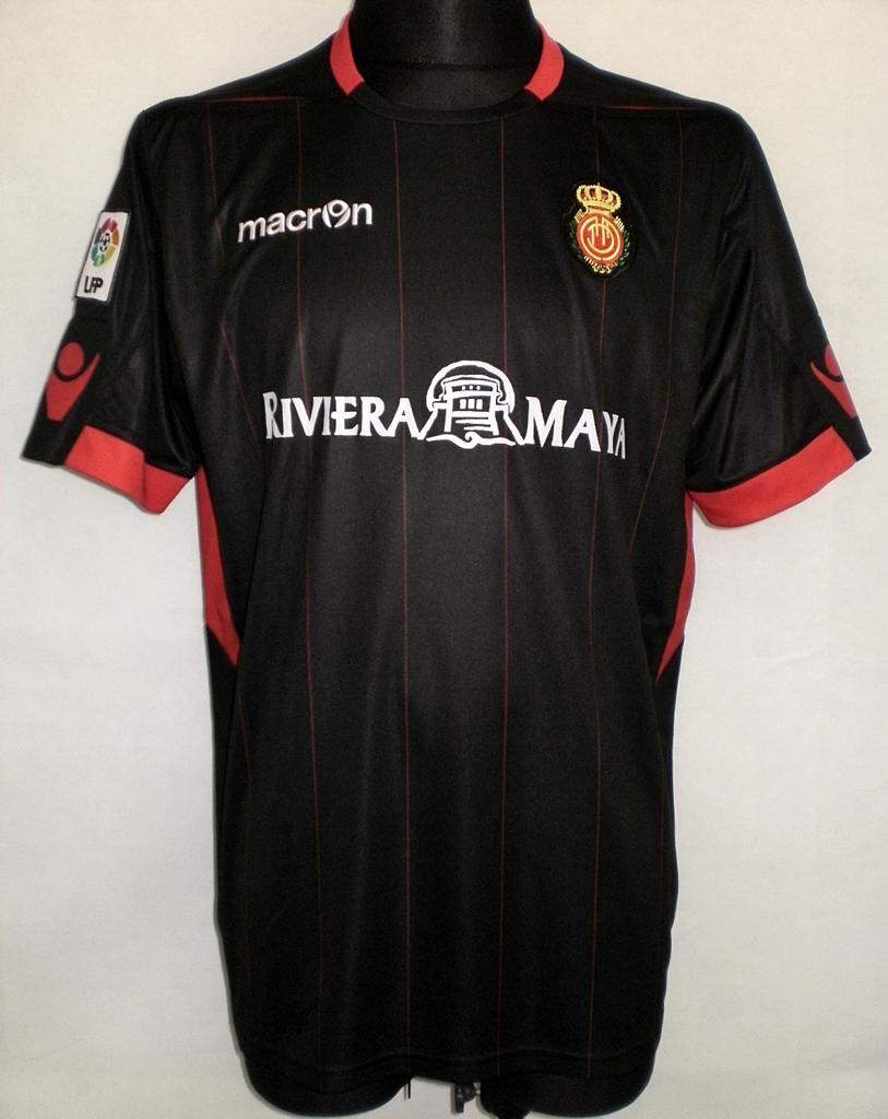 Mallorca Away football shirt 2012 2013 Added on 2016 03