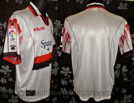 Mallorca Away football shirt 1997 - 1999