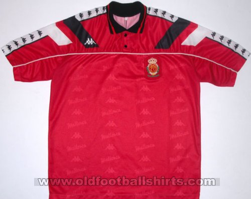 Mallorca Home football shirt 1993 - 1995