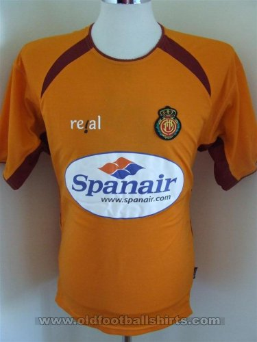 Mallorca Third football shirt 2004 - 2005