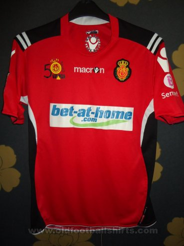 Mallorca Home football shirt 2010 - 2011
