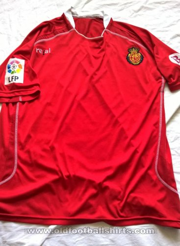 Mallorca Home football shirt 2009 - 2010