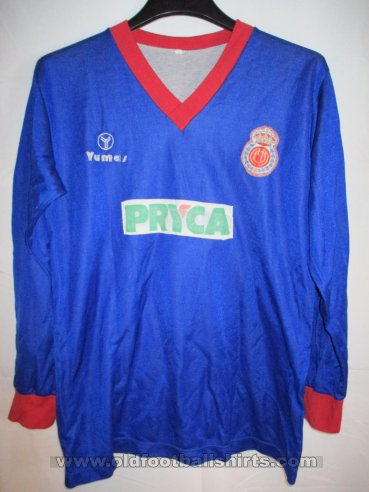 Mallorca Away football shirt 1981 - 1982