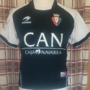 Osasuna football shirt 2004 - 2005