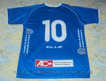Barra Mansa Home football shirt 2011