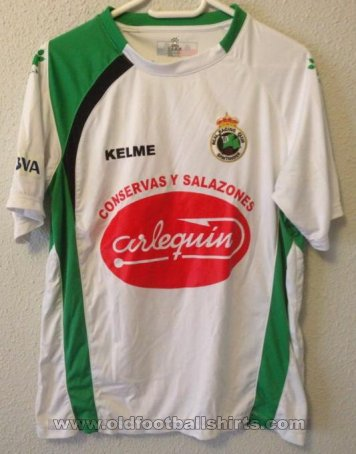 Racing Santander Home football shirt 2013 - 2014