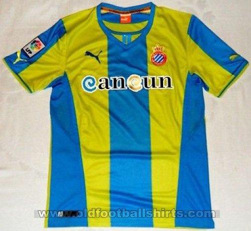 8f628610edf71 Espanyol Away Camiseta de Fútbol 2013 - 2014.