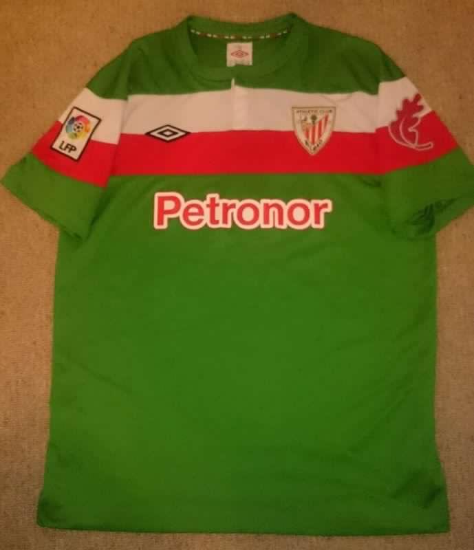 los angeles 67703 1ba58 Athletic Bilbao Away football shirt 2011 - 2012.