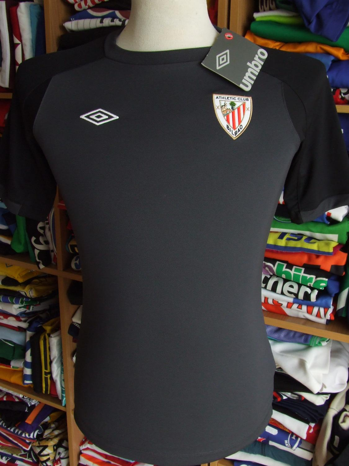 Maillot entrainement Athletic Club 2017